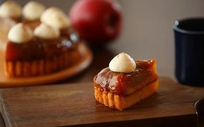 季節のりんごのタルトタタンの詳細はコチラ