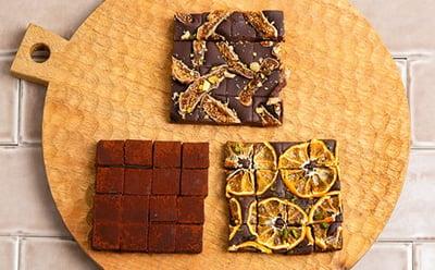 ヴィーガン生チョコレート人気3種セットの詳細はコチラ