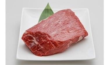 嘉穂牛 【 赤身 ブロック】約650g ブランド牛 牛肉