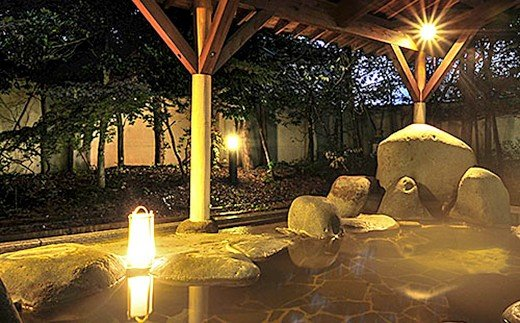 名古屋小牧=山形便で行く東根の旅 東根温泉宿泊 往復2名様及び温泉1泊2食2名1室 D-0070