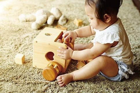10-(5)赤ちゃんの宝石箱(星・箱入り)【受注生産品】