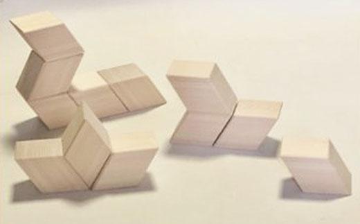 A-27 木育玩具 Gio Block(ジオブロック)