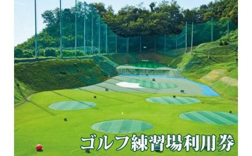ゴルフ練習場利用券 4545球分