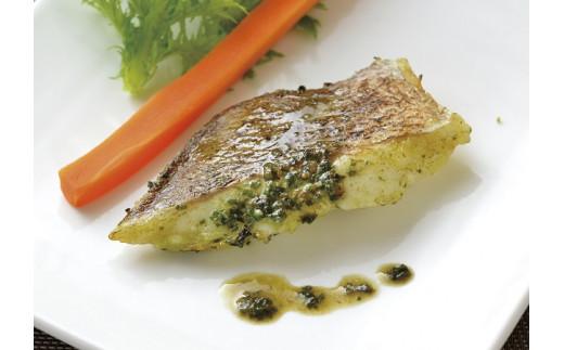 A02-308 真鯛の洋食セット