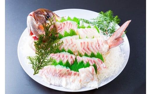 水谷水産 【新姫 熊野鯛】 お刺身用短冊