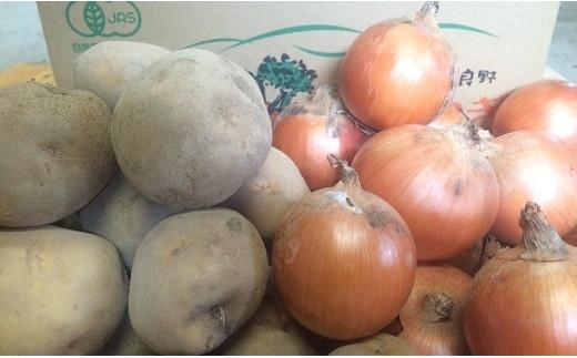 相内農園 有機野菜セット2種