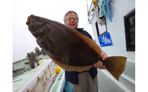 【片名漁協】大物乗合1人利用券/釣り船