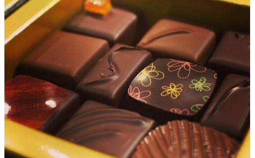 チョコレート専門店の★☆オリジナルボンボンショコラセット☆★C