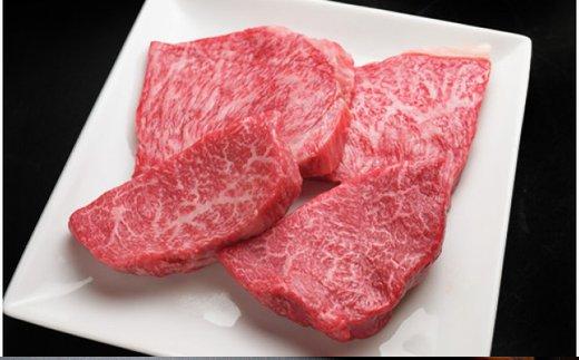 【冷蔵便】神戸牛 ステーキセット 計400g(ロース&柔らか赤身 100g 各2枚)
