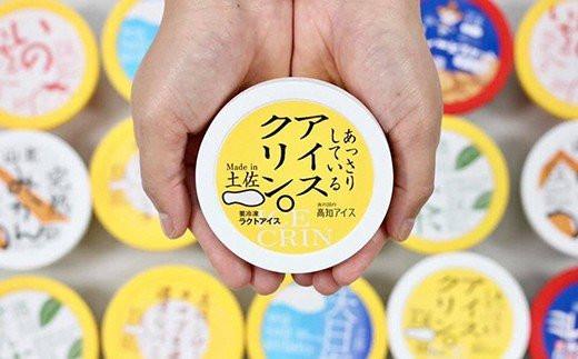 高知アイスのアイスクリーム