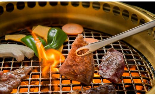 【冷蔵】米沢牛(焼き肉用)620g 牛肉 和牛 ブランド牛