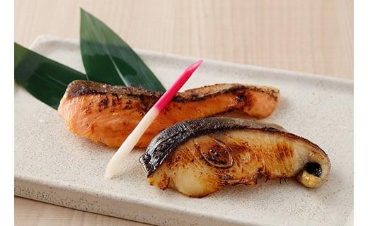その時期の旬のお魚を丁寧に漬け込んでおります。