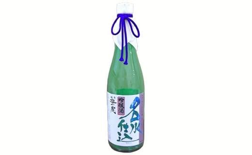 越乃景虎 名水仕込 吟醸酒