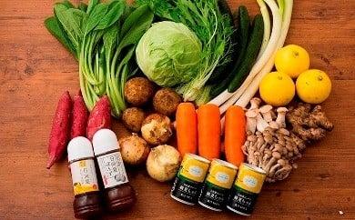 04-08_綾町の旬の野菜&加工品セット