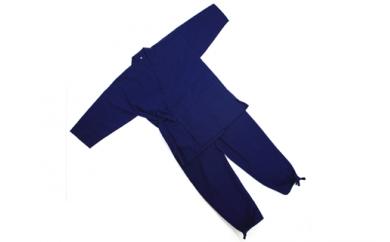 008-002 藍染 作務衣