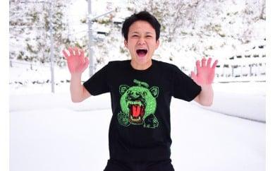 W7 メロン熊 ロックなTシャツ
