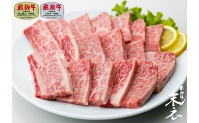 【飛騨牛】絶品特上カルビ焼肉500g