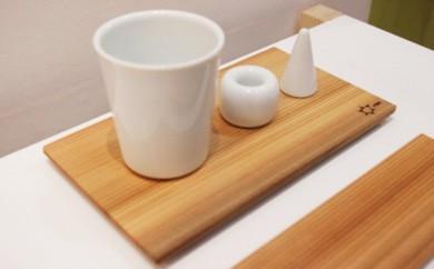 [№5840-1244]Sugi Oshibori plate 3枚セット