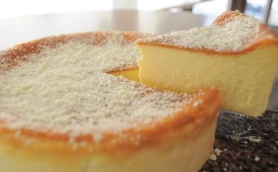[15-10] 福来蜜と尾張の卵のチーズケーキ