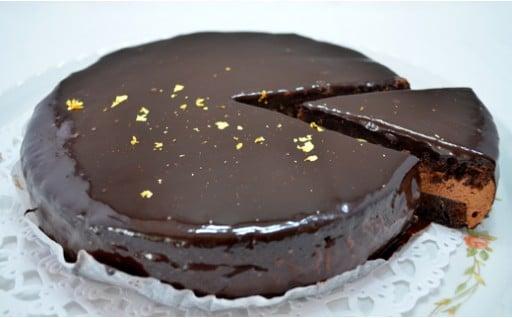 チョコレートケーキ ショコラグラサージュ(ホールタイプ)