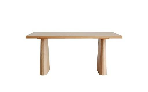 02-DB-1461・Dテーブル アルド Dテーブル160 OCナチュラル