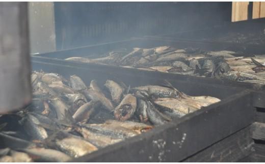 焙乾と熟成、トータル2年の月日をかけて作られる極上の節。