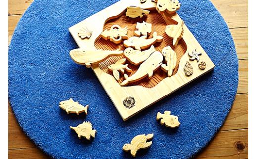10-(12)海パズル【受注生産品】