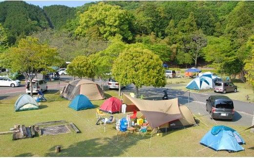 孫 太郎 キャンプ 場