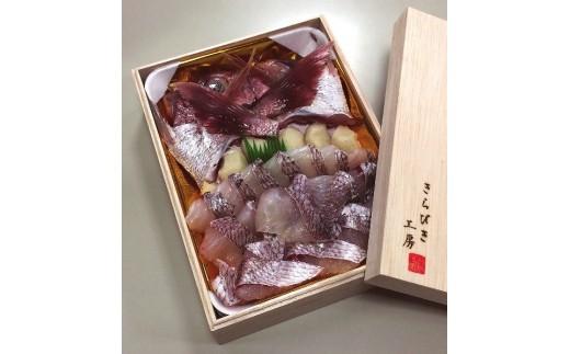 B006a 【「天然鳴門鯛」切り身・つくね】冷凍 鯛しゃぶセット(2~3人前)