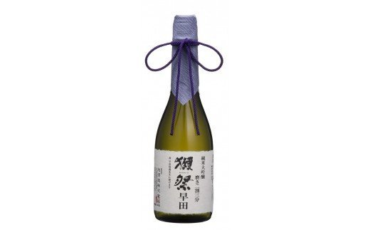 獺祭 磨き二割三分 早田 純米大吟醸(720ml)【旭酒造㈱】