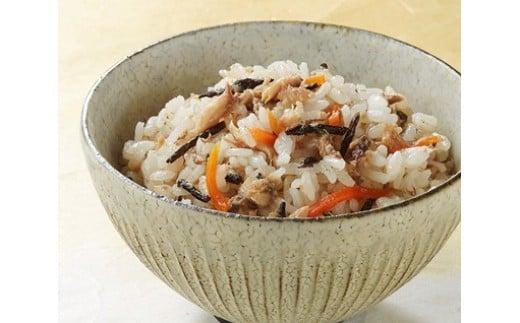 ご飯に混ぜるだけ!鯖とひじきの本格混ぜご飯の素
