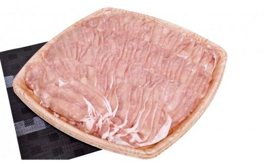 オリーブ豚しゃぶしゃぶセット