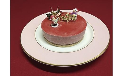 ③【卵・乳製品・小麦不使用!】LE PAYSANのクリスマスケーキ(イチゴケーキ)