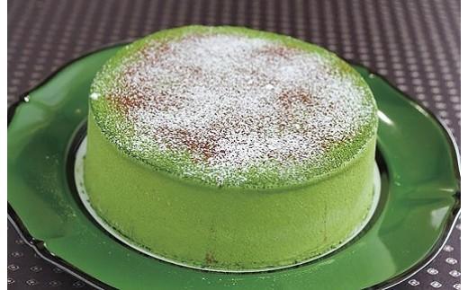 ④【卵・乳製品・小麦不使用!】LE PAYSAN 抹茶のクリスマスケーキ