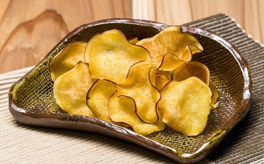 B-11 壺焼き芋専門店「ふくいも」のおいもチップス(60g×5袋)