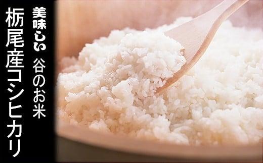 美味しい「谷のお米」栃尾産コシヒカリ