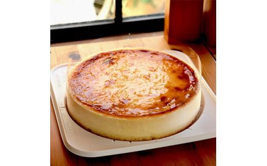 濃厚!ベイクドチーズケーキ【1049514】