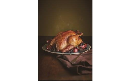 みつせ鶏の季節の旬・秋に育った「秋鶏」1年の中でも最もジューシーです。