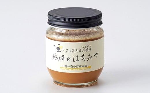 人吉球磨産『幻の地バチの 蜂蜜 』200g