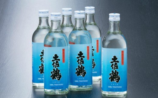 土佐鶴冷酒クール【6本セット】