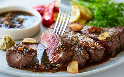 赤崎牛 【 赤身 ステーキ 】約600g 牛肉