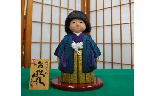 AAX-63 市松・木目込み人形【男の子】