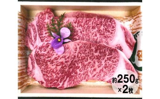 Q-3 常陸牛サーロインステーキ