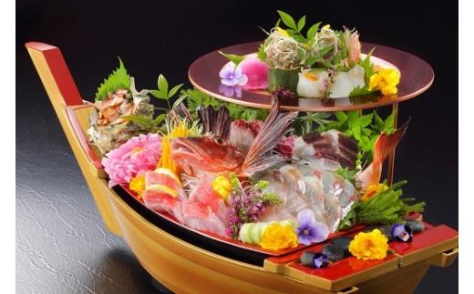 鮮度バツグンの地魚料理