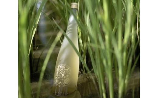 自然の力で作られた「つるかめ農園の日本酒」 A846
