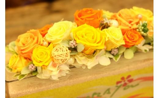 お花の色は4種類から選べます