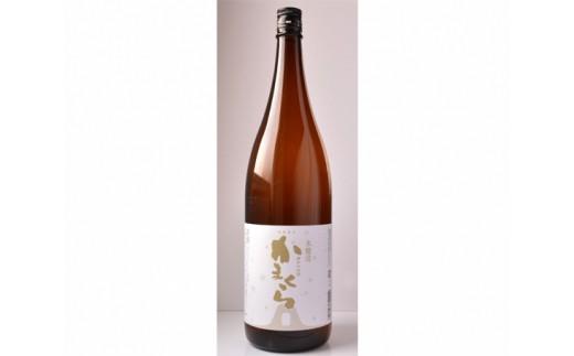 No.375 かまくら 本醸造 1,800ml / 日本酒 辛口 秋田県 特産