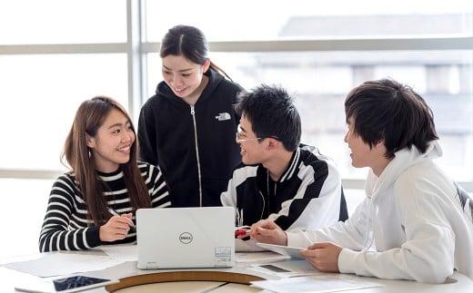 これからの未来を創る若者たちが、明るく前向きに、楽しく学べる環境を用意することが北上コンピュータ・アカデミーの使命です。