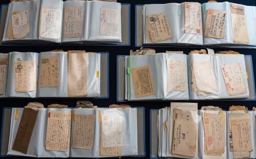 7000通の軍事郵便は、どれも戦時中の検閲の厳しさを考えると通常は届くはずのない、戦中の真実を伝えるものです。