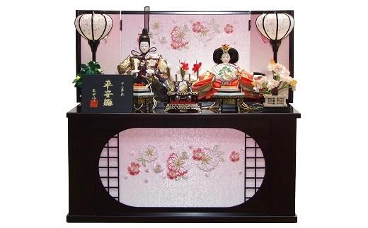 AAS-78 収納箱飾 彩桜(さいさくら)【SH540-8】